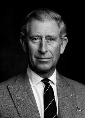 HRH The Prince of Wales (Image courtesy Alan Shawcross)